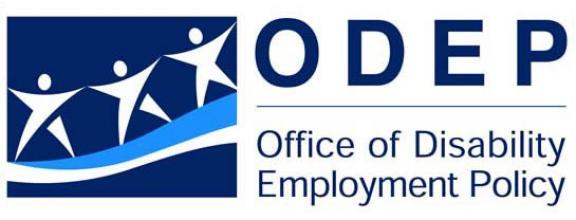 ODEP Logo